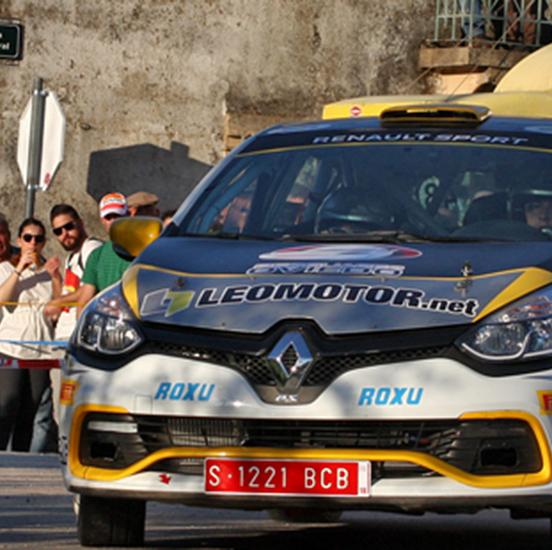 CLIO R3T IBERIAN TROPHY