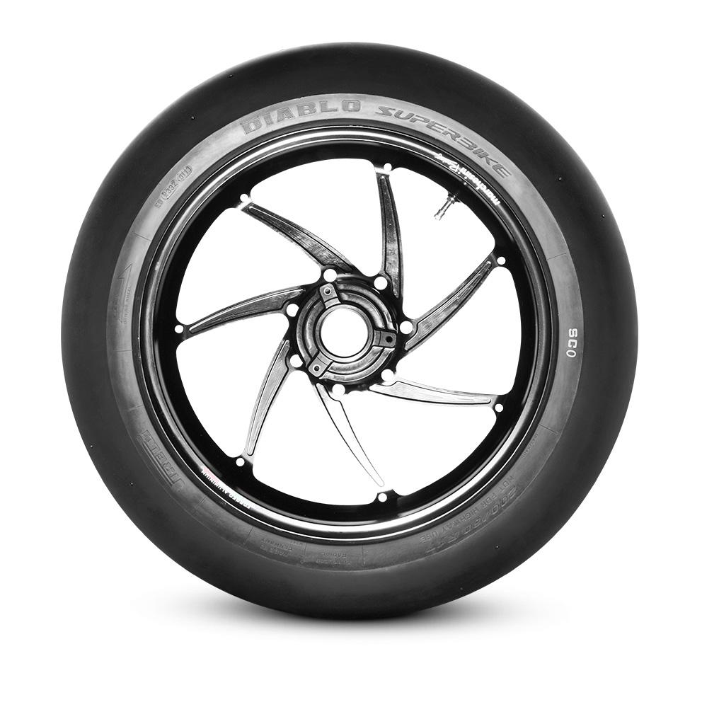Pneumatico moto Pirelli DIABLO™ SUPERBIKE