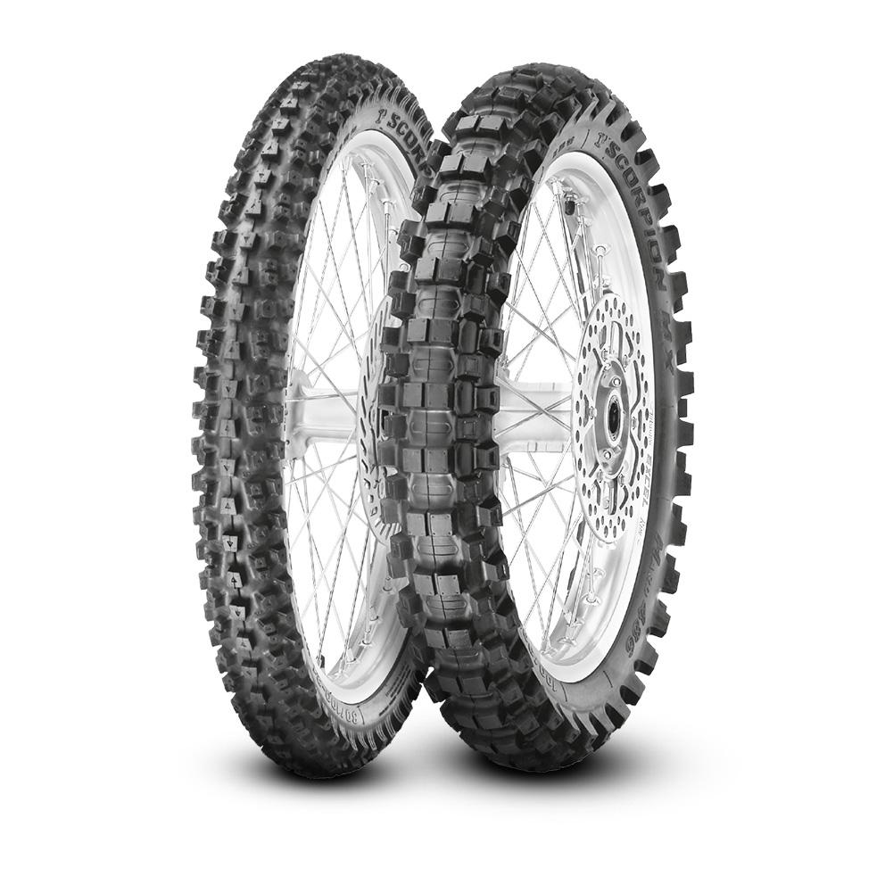 Pirelli SCORPION™ MX HARD motorbike tire