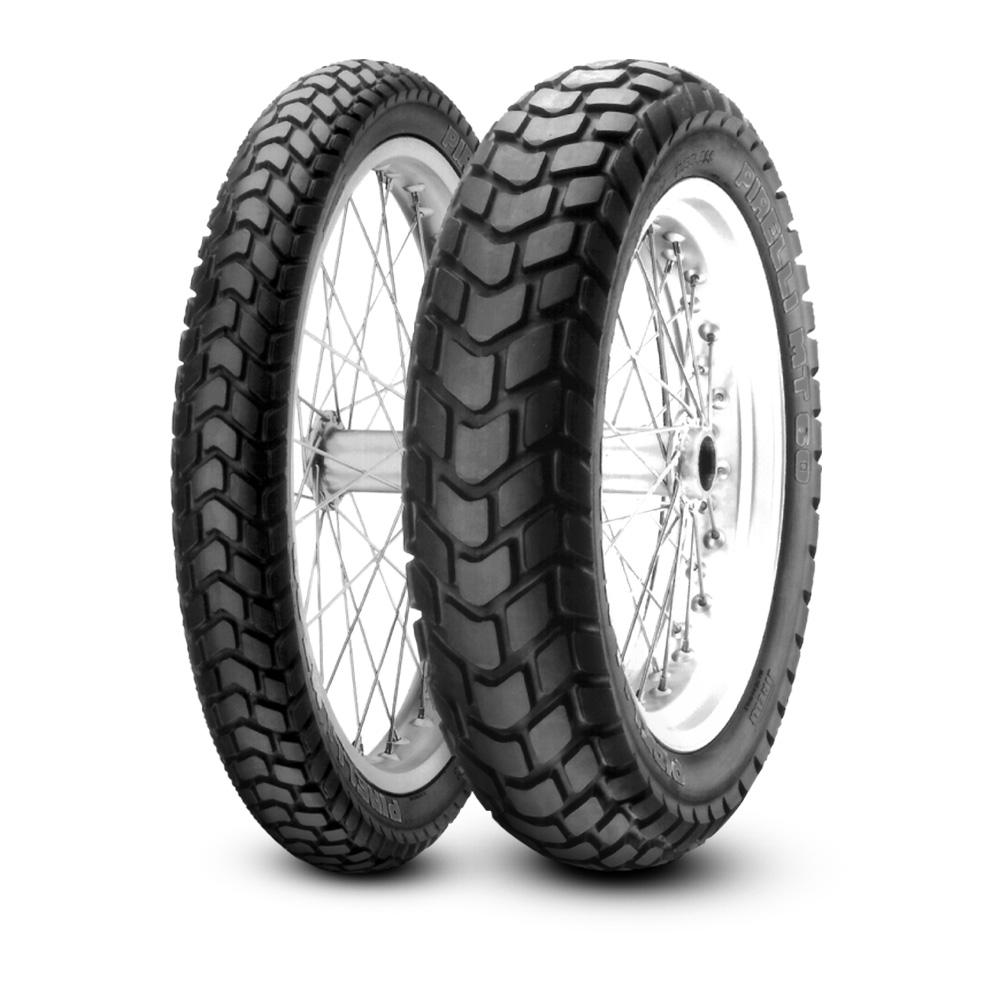 Pirelli MT 60™ motorbike tire