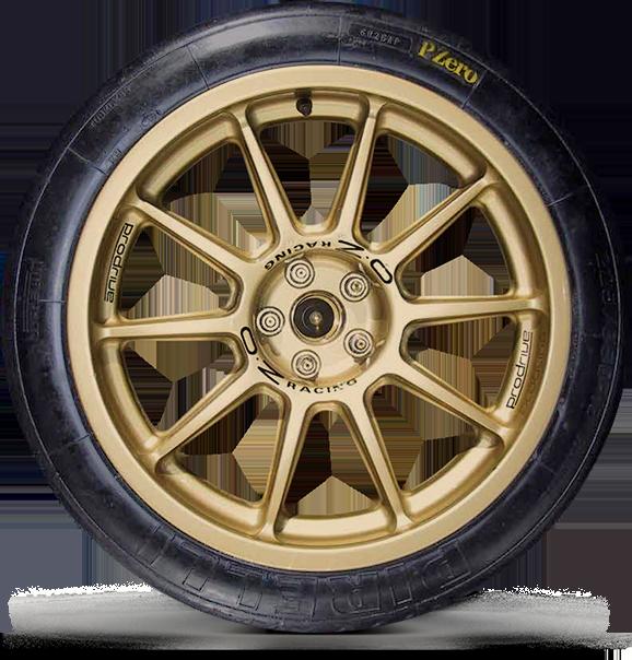 Motorsport Reifen für rallye