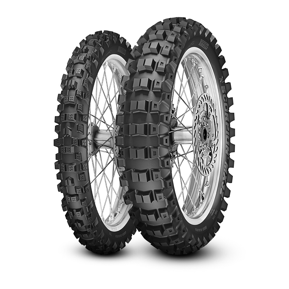 Pirelli SCORPION™ MX 32 MID HARD motorbike tire