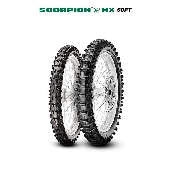 Pneumatico moto per track SCORPION MX SOFT
