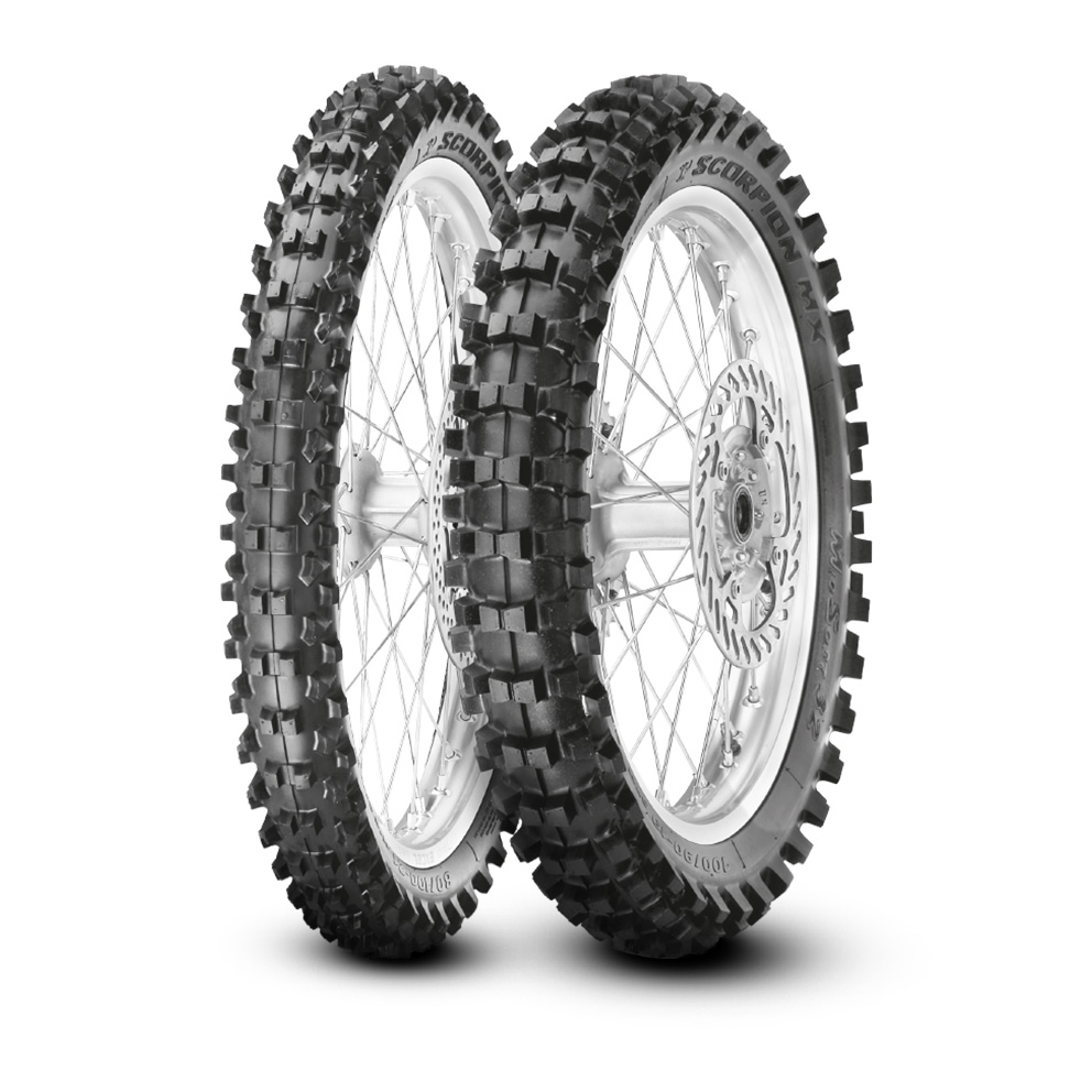 Pirelli SCORPION™ MX 32 MID SOFT motorbike tire