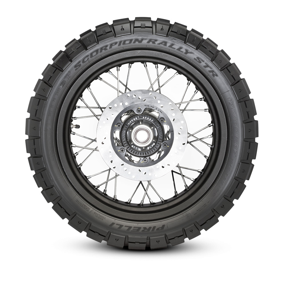 Pirelli Motorradreifen SCORPION™ RALLY STR