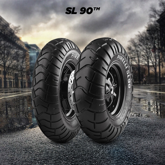 ANGEL GT tire for YAMAHA MT-03  (2006>2012) motorbike