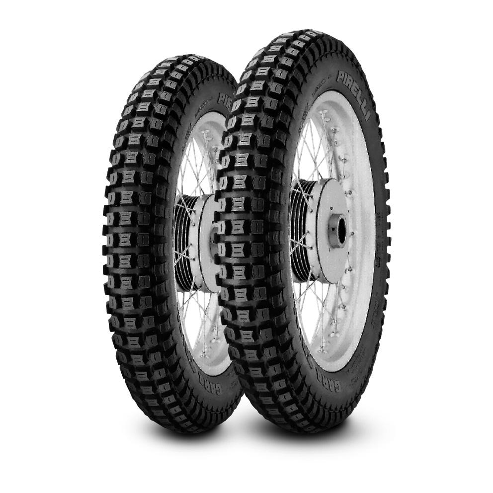 Pirelli MT 43™ PRO TRIAL motorbike tire