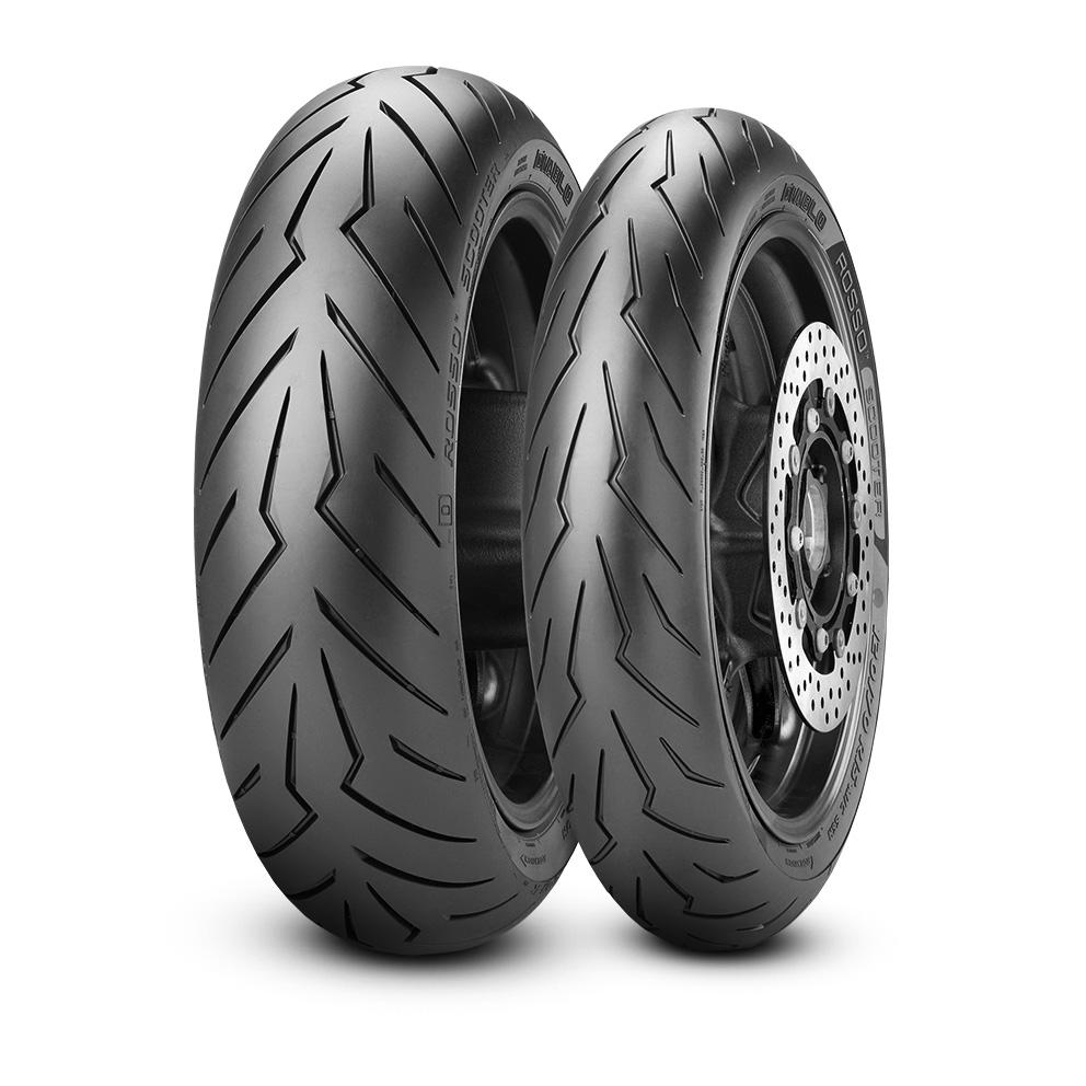 Pneumatico moto Pirelli DIABLO™ ROSSO SCOOTER