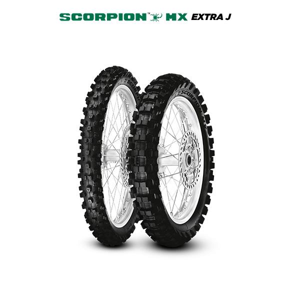 Motorradreifen für off road   SCORPION MX EXTRA J
