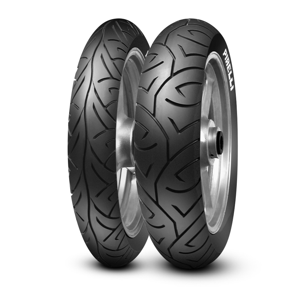 Pirelli SPORT DEMON™ motorbike tire