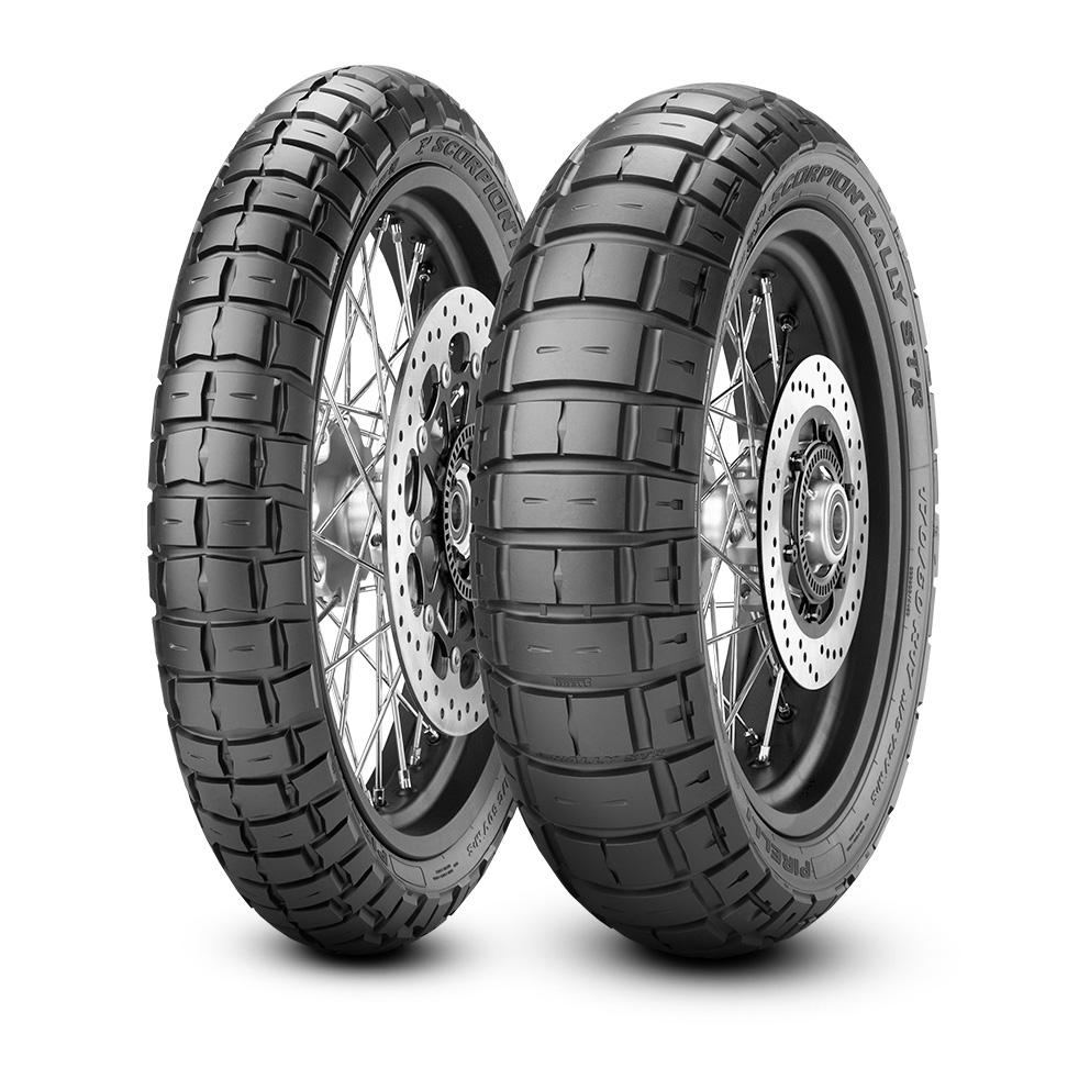 Pirelli SCORPION™ RALLY STR motorbike tire