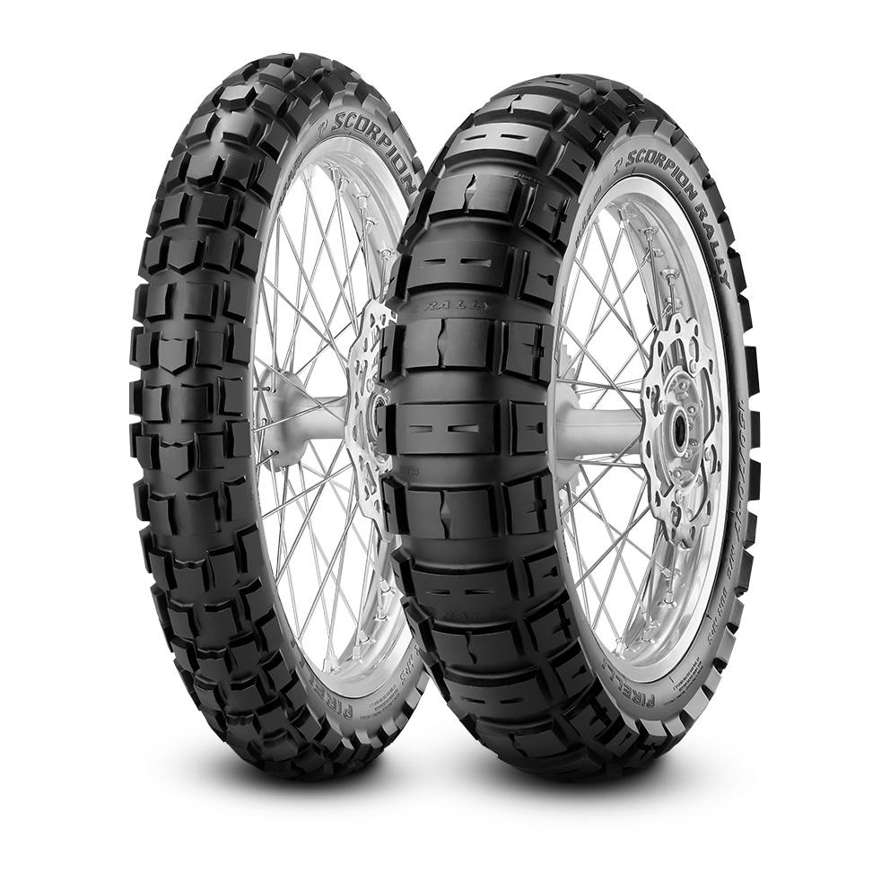 Pirelli SCORPION™ RALLY motorbike tire