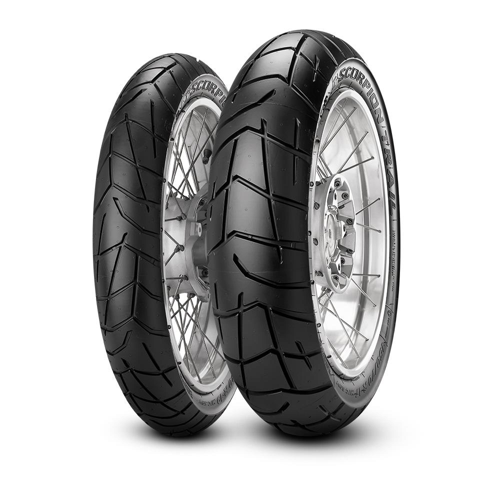 Pirelli SCORPION™ TRAIL motorbike tire