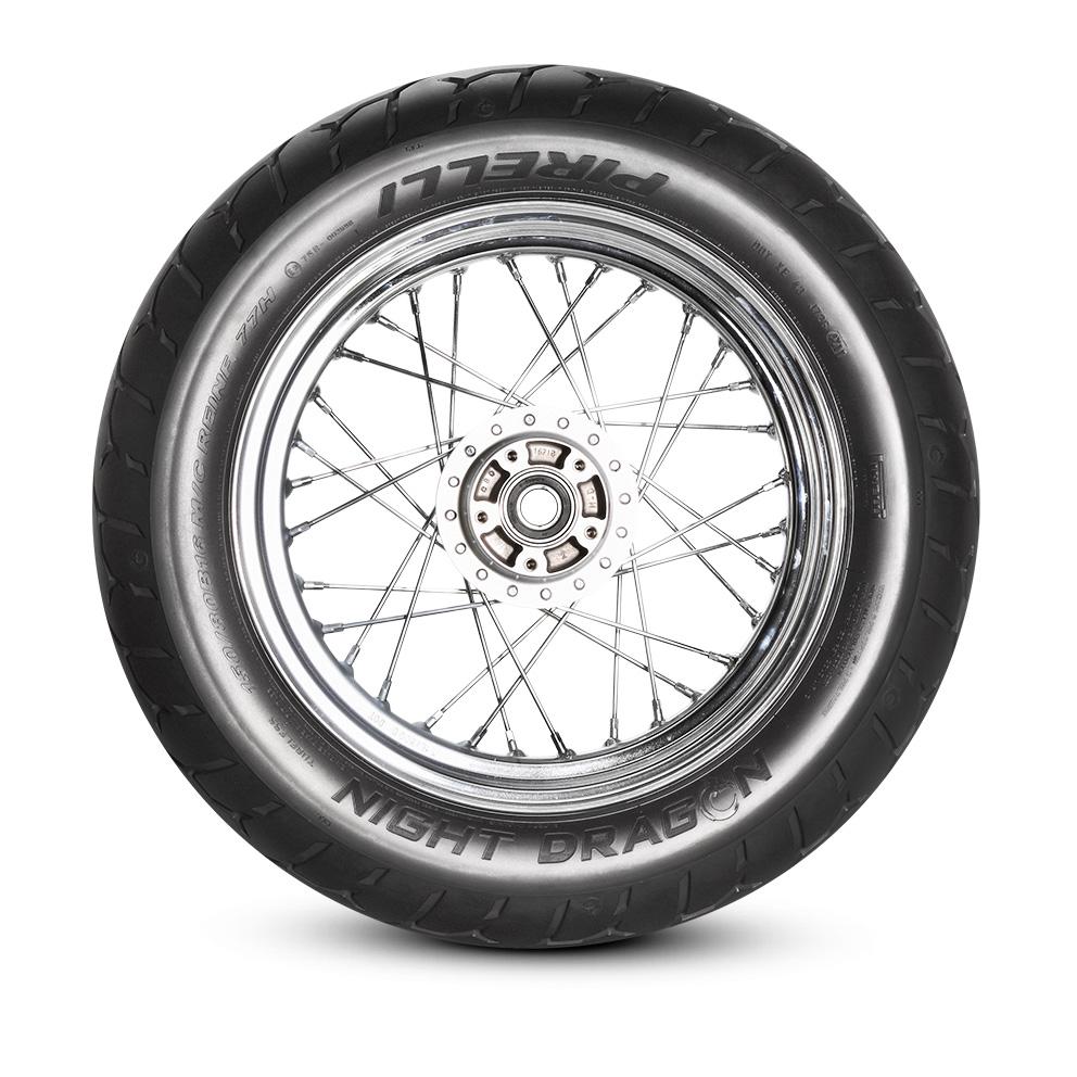 Pirelli NIGHT DRAGON™ motorbike tire