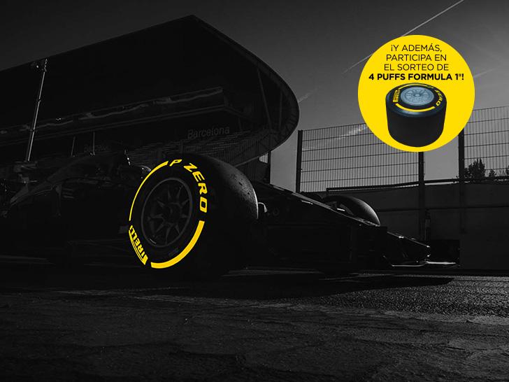 Pirelli F1 2020