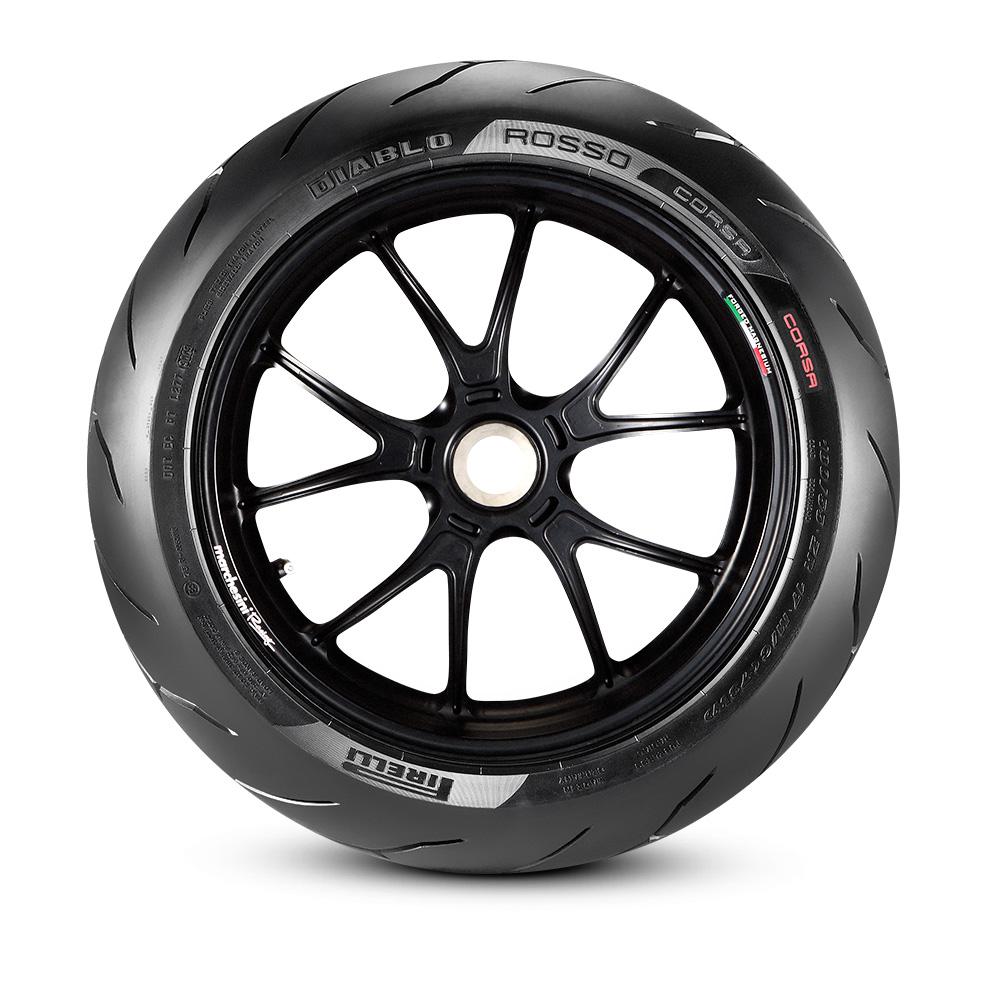Pirelli DIABLO™ ROSSO CORSA motorbike tire
