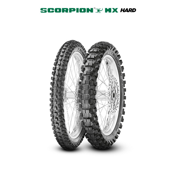 SCORPION MX HARD motorbike tire for off road