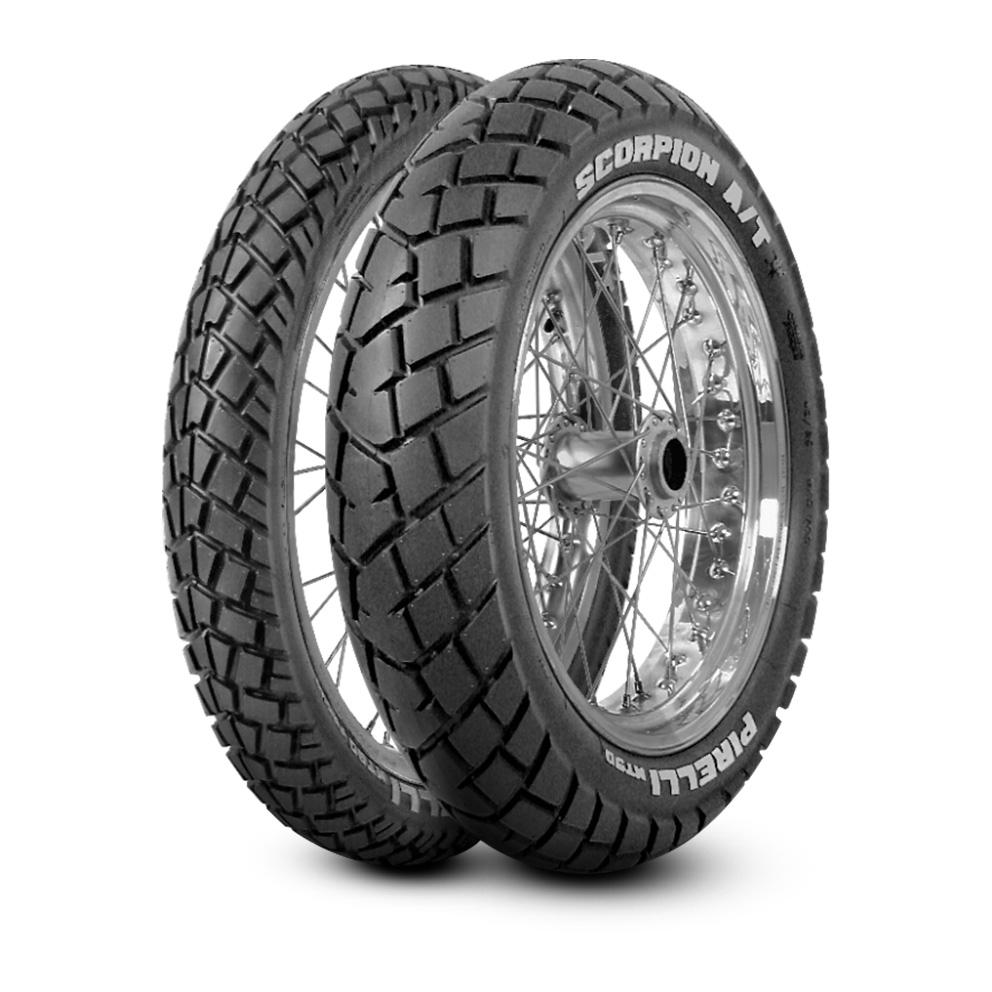 Pirelli SCORPION™ MT 90/AT motorbike tire