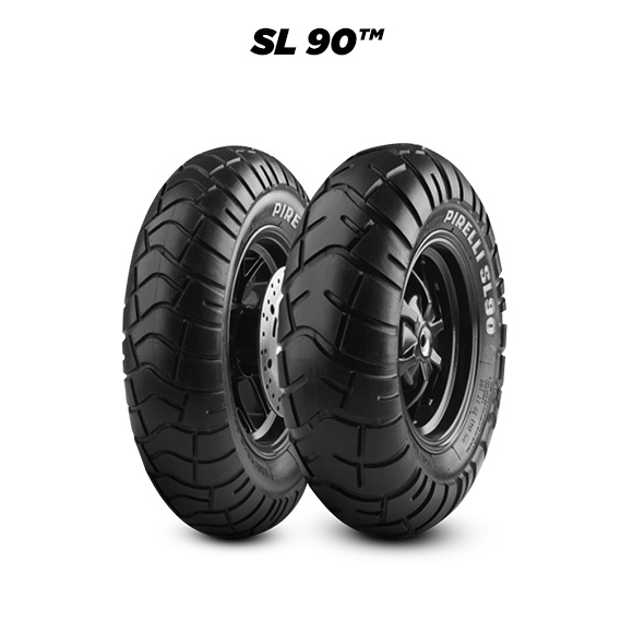 ANGEL GT tire for YAMAHA MT-09 Tracer RN 43 (> 2017) motorbike