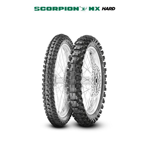 Pneumatico moto per track SCORPION MX HARD