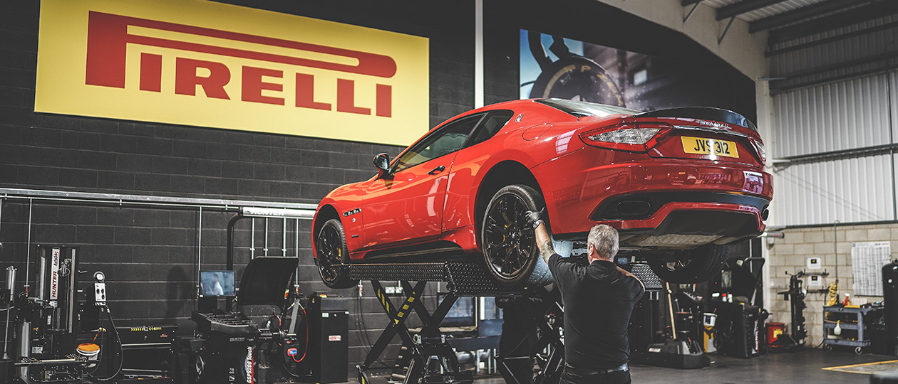 Pirelli Performance Centres