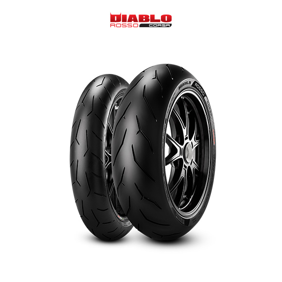 DIABLO ROSSO CORSA motorbike tire for road