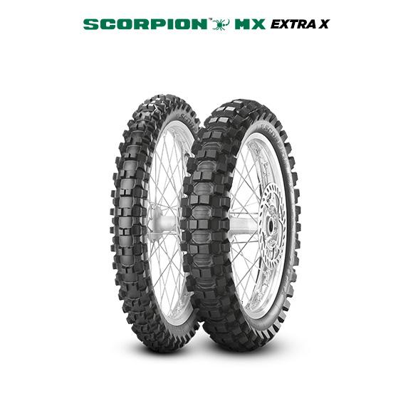 Pneumatico moto per off road SCORPION MX EXTRA X