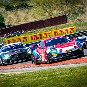 Championnat de France FFSA GT - GT4