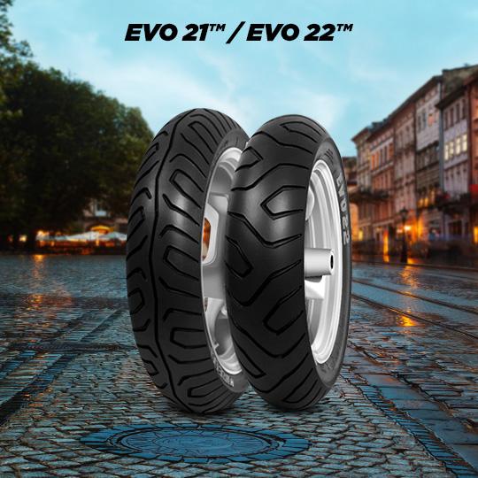 Motorradreifen für scooter  EVO 21 / EVO 22