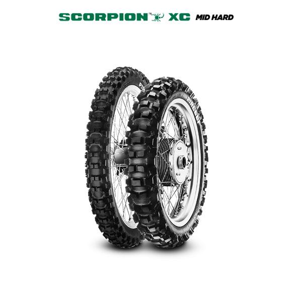 Motorradreifen für track SCORPION XC MID HARD