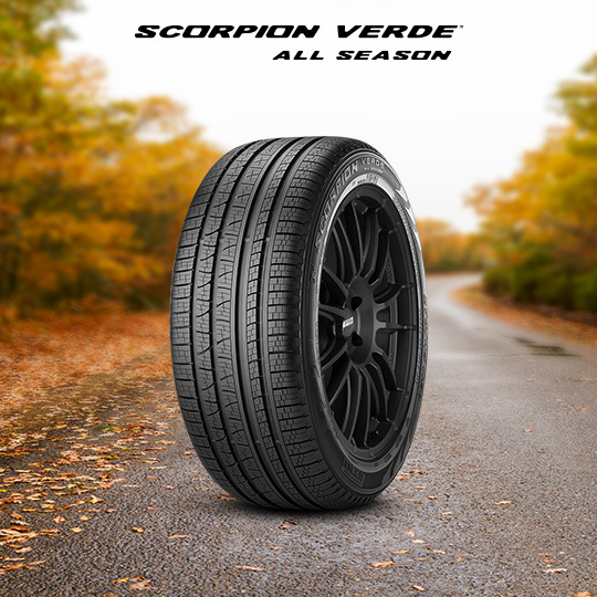 SCORPION VERDE™ ALL SEASON car tire