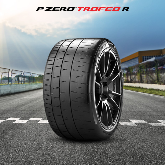 PZERO TROFEO R motorsport tyres for track_days