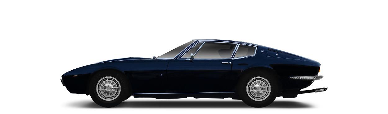 Maserati 1970