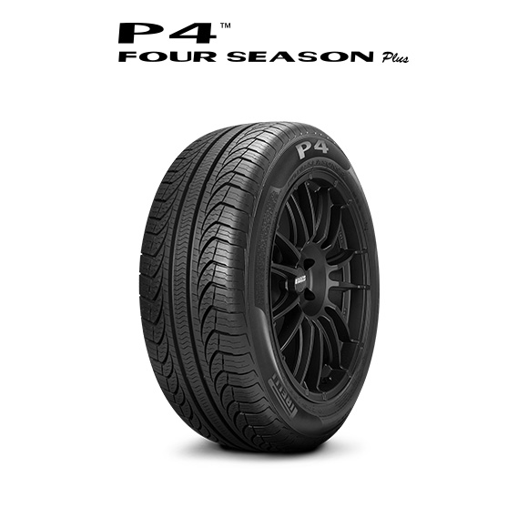 P4 FOUR SEASONS PLUS tire for Honda Civic
