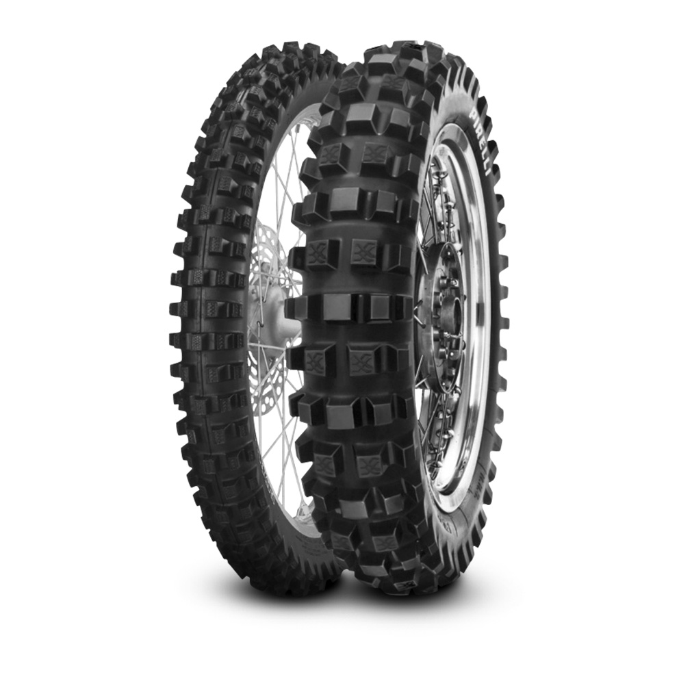 Pirelli MT 16™ GARACROSS motorbike tyre