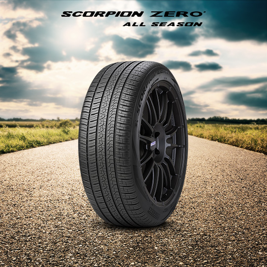 Neumático SCORPION ZERO ALL SEASON 235/55 r18