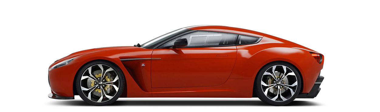 Aston Martin 2011