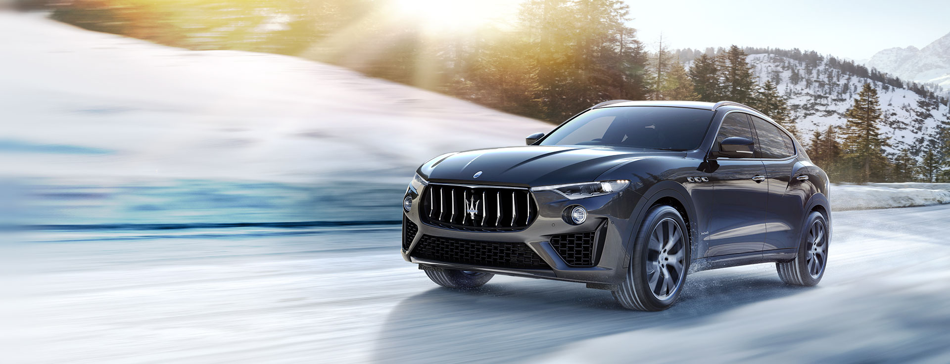 Maserati - Maserati and Pirelli, always together on both track and road