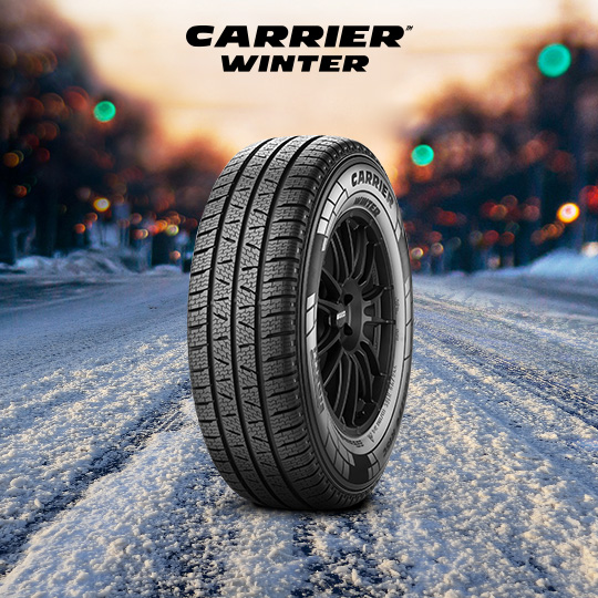 CARRIER WINTER 195/75 r16c Tyre