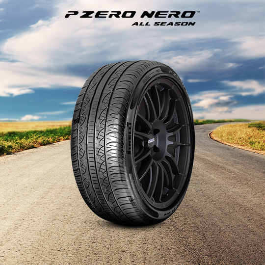P ZERO NERO™ ALL SEASON car tire