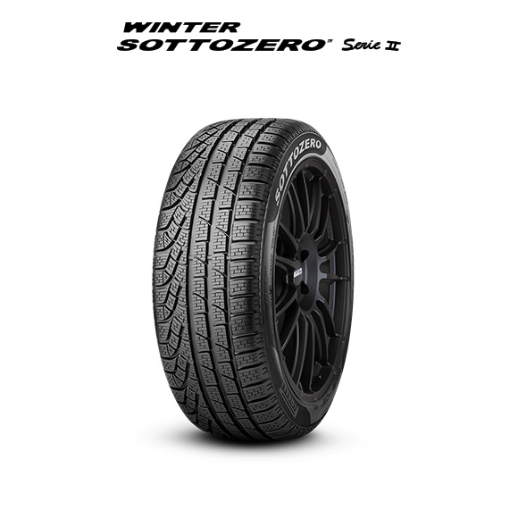 WINTER SOTTOZERO SERIE II tire for Ford C-Max