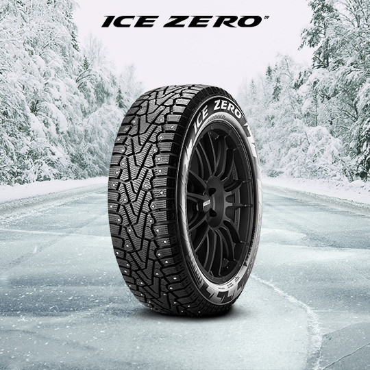 WINTER ICE ZERO tyre for RENAULT Koleos