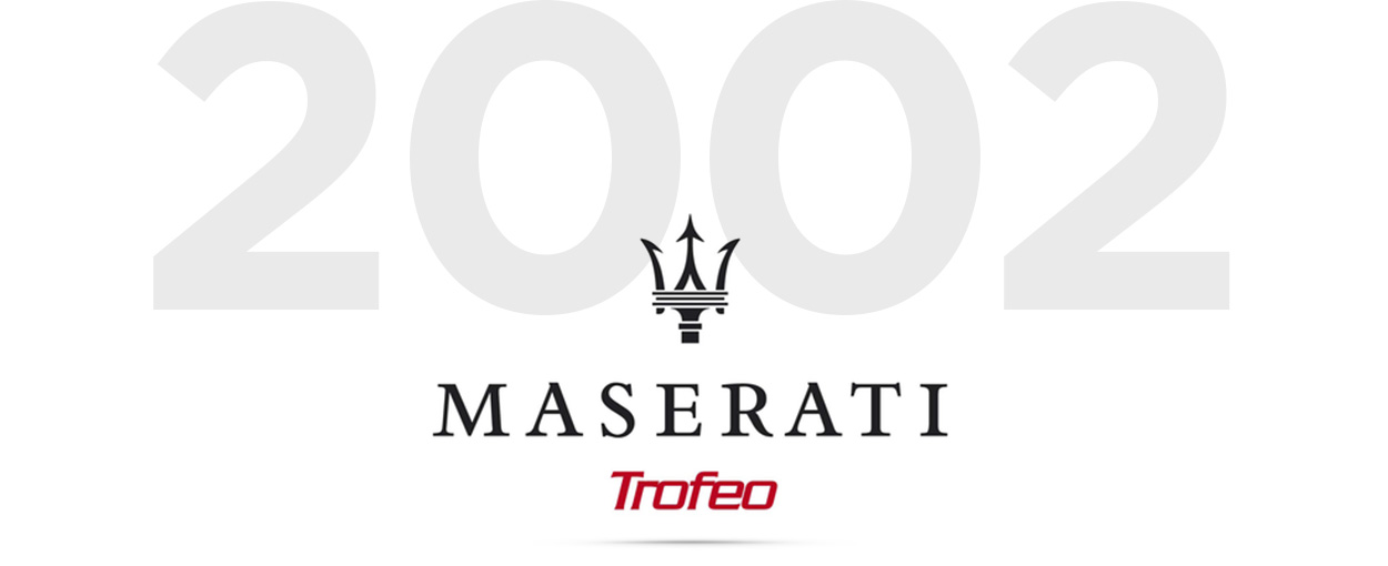 Pirelli & Maserati through history 2002