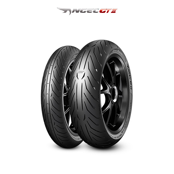 ANGEL GT II tire for KAWASAKI Ninja ZX-6R ZX 600 J (> 2000) motorbike