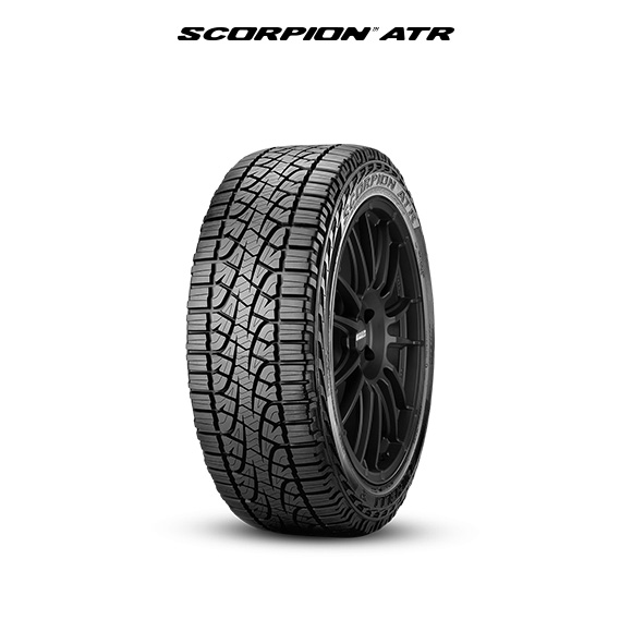 SCORPION ATR car tire