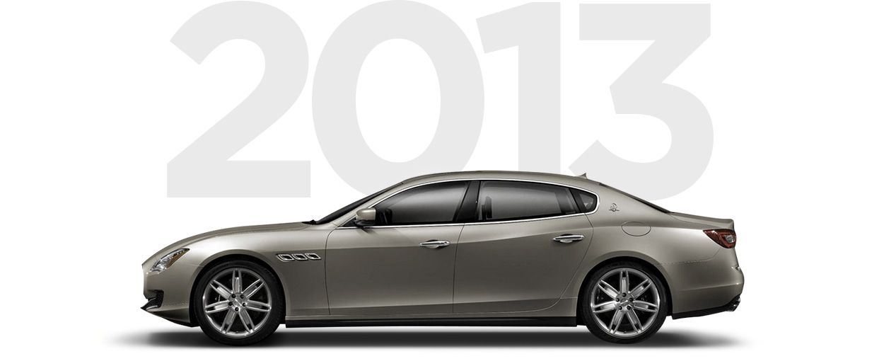 Pirelli & Maserati through history 2013