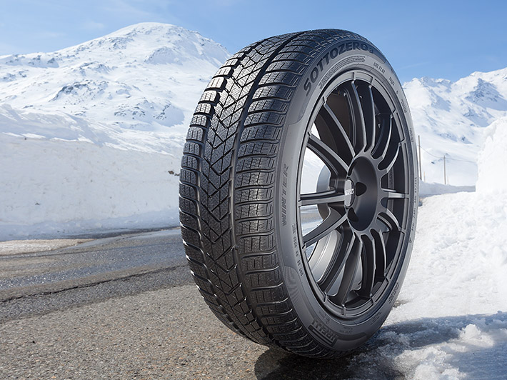 winter tyre maintenance