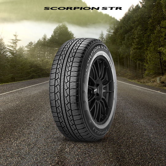 SCORPION STR car tire
