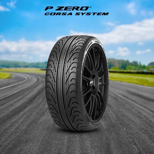 PZERO CORSA SYSTEM car tire