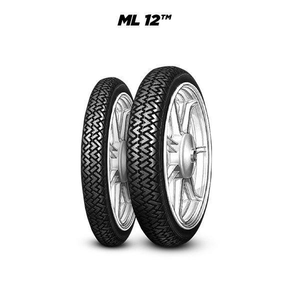 ML 12 motorbike tyre for scooter